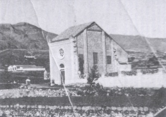 Ermita San Roque 1920