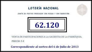 loteria julio