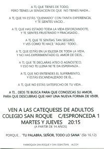Catequesis 2015-3
