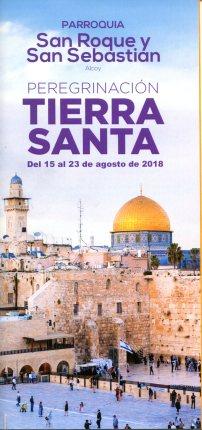 2018 Peregrinación Tierra Santa-1
